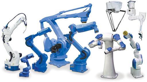 ربات های صنعتی میتسوبیشی الکتریک