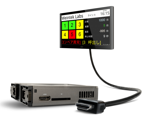 WeinTek mTV-100 تجهیز کم نظیر ، خاص و شگفت انگیز شرکت وینتک