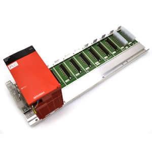 رک های سری Q میتسوبیشی الکتریک (Mitsubishi Electric) در 2 نوع رک اصلی و رک اکسپنشن
