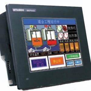 GT10 از HMIهای سری GOT1000