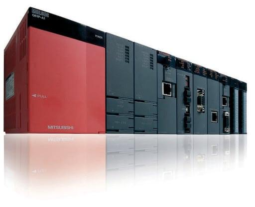 Rack PLC Series mitsubishi